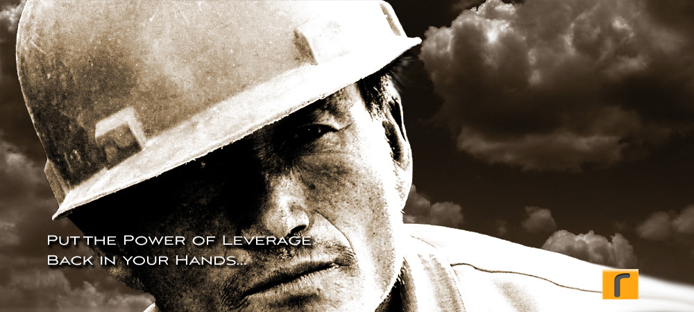 Put the Power of Leverage Back in Your Hands...